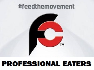How Professional Eaters Can #FeedTheMovement