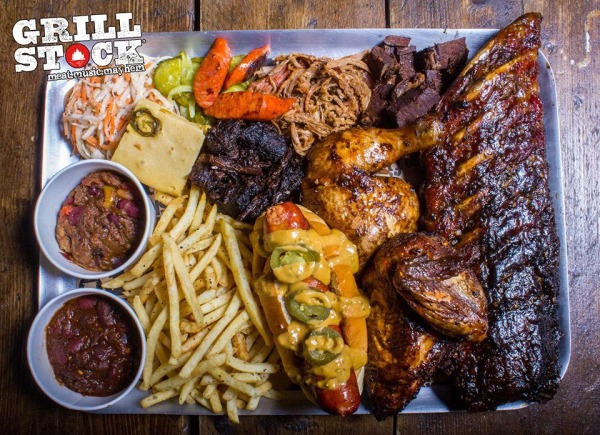 Grillstock BBQ Eating Challenge