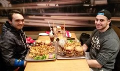 Stack Restaurant Great Stack Burger Challenge