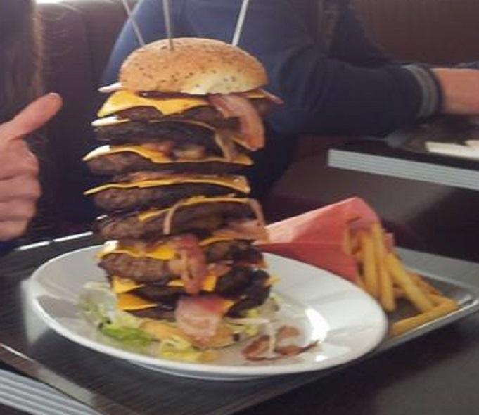 burger king meny