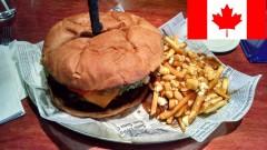 Wink's MeatZilla Burger Challenge