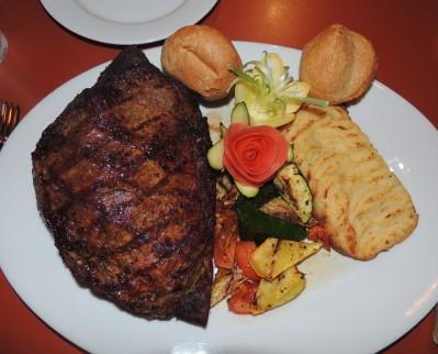 Steak Eating Challenge