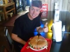Bobby J's Mighty Godzilla Burger Challenge