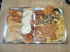 Newton Cafe Belfast Menu