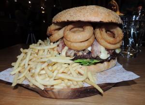 Single Patty Burger Challenge
