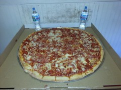 Pointer's Pizza's 28″ Pointersaurus Pizza Challenge