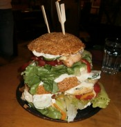 Kovarna's Jumbo Burger Challenge Ostrava