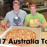 Randy Santel 2017 Australia Tour