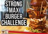 Ketch May Beef's Strong Max Big Five Burger Challenge