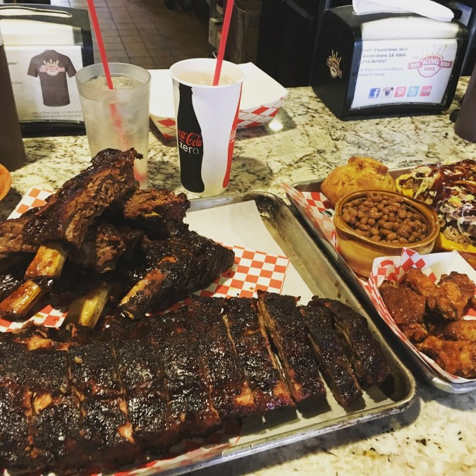 The Smoking Ribs Challenge