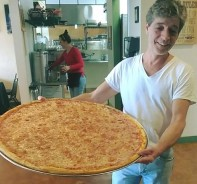 Carmine's 28 inch Pizza Challenge