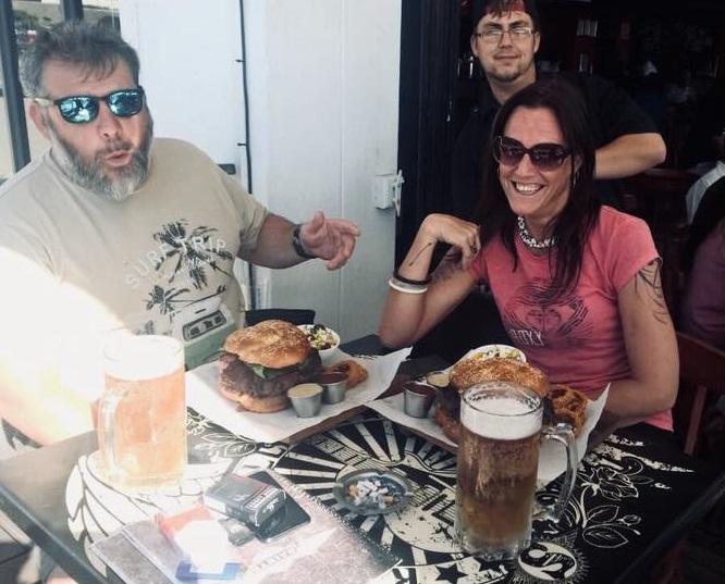 Saints Burger Joint Mothership Challenge