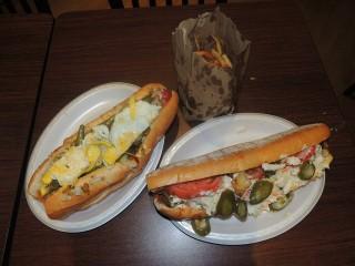 Homewrecker Hot Dog Challenge