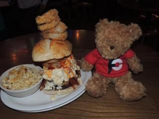 #361 Mac's Fatboy Sandwich Challenge