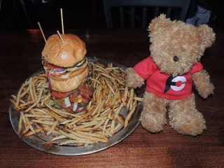#363 Roaming Gnome's Burger Challenge
