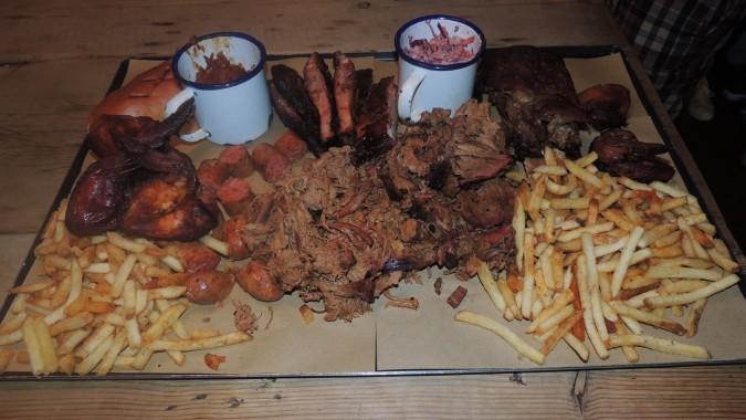 Longhorns Breaking Badass Barbecue Challenge Newcastle