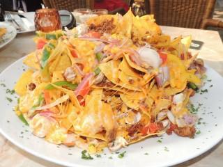 #434 Cafe Sieben's XXL Nachos Challenge