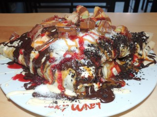 #437 Milky Whey's Dessert Crepe Challenge