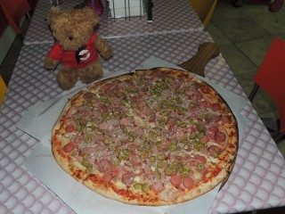 #439 Pizza By Luca's Pizza Challenge