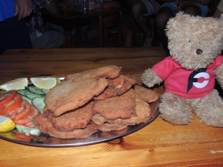 #440 The Trees' XXL Schnitzel Challenge