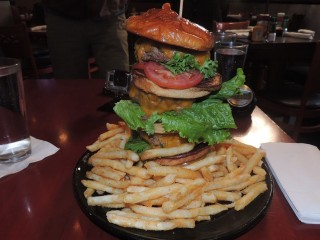 #442 EATS Ultimate Burger Challenge