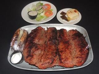 #443 Frontier's 6lb Steak Challenge