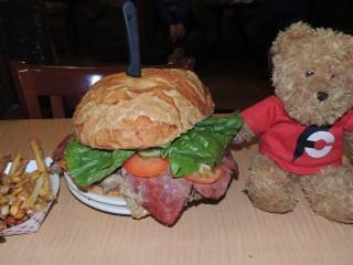 #465 Scrud's Bodacious Burger Challenge Ogden