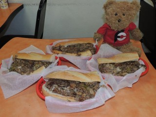 #540 Amato's 24 inch Cheesesteak Challenge