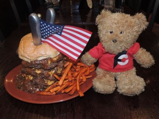 #542 Industrial Revolution Burger Challenge