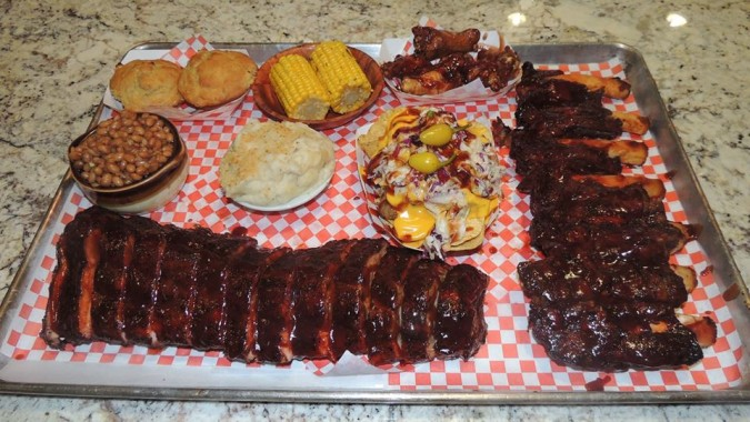 The SmoKING Ribs BBQ Challenge