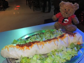 #577 Rockhouse Monster Burrito Challenge