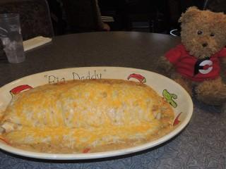 #581 Aunt Alice's 96oz Breakfast Burrito Challenge