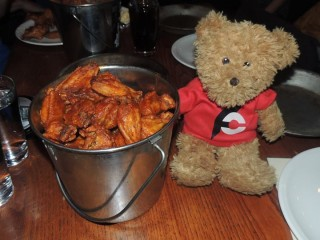 #582 West End Tavern's 50 Wing King Challenge