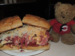 #601 Jake's Deli Commish Sandwich Challenge