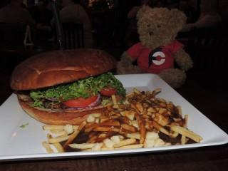 #607 Winks Meatzilla Burger Challenge
