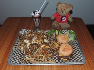 #608 STACK's Great Stack Burger Challenge