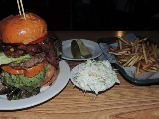 #609 Tipsy McStaggers Tipsy Tower Burger Challenge