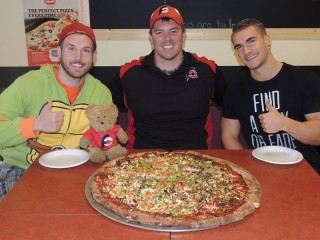 #610 Alexandra's 12lb Team Pizza Challenge