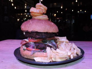#617 Oliver Plunkett Big Boy Burger Challenge