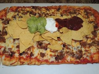 #623 Brewhouse Chilli Con Carnival Pizza Challenge
