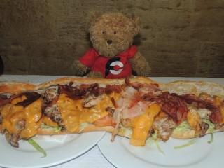 #639 Asador El Pastoret Supremo Sandwich Challenge