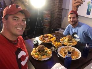 #640 El Tarantin Chiflado Team Food Challenge