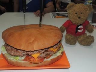 #642 Los Pepes Murcia Gladiator Burger Challenge