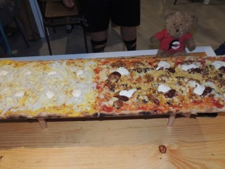 #649 Kilometros de Pizza Metro Pizza Challenge