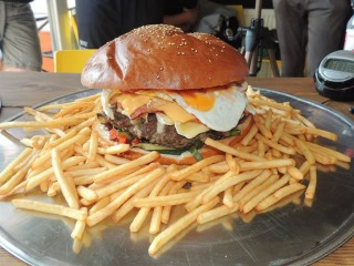 #650 Daniel's Melnik Strongman Burger Challenge