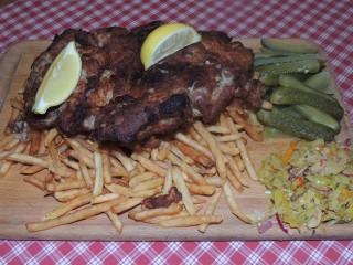 #652 Kovarna Vyber Jumbo Schnitzel Challenge