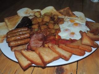 #663 Retox Pattaya English Breakfast Challenge
