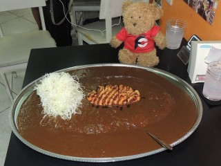 #664 Gold Curry Bangkok 4kg Japanese Curry Challenge
