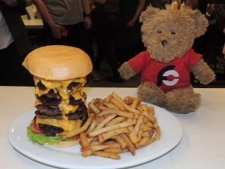#670 Zark's Tombstone Burger Challenge Philippines
