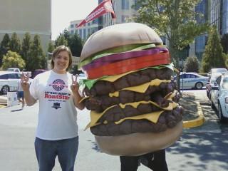 Mr. Happy Burger